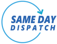 Same Day/Next Day Dispatch