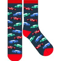 Frankly Funny Novelty Socks - Cars